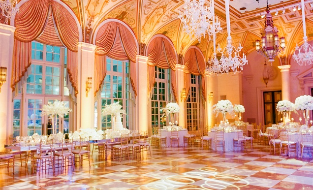 Soft-Hued Spring Wedding at The Breakers in Palm Beach, Florida