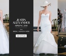 Wedding dresses Justin Alexander spring 2018 bridal gowns