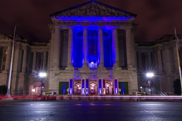 Andrew W. Mellon Auditorium in Washington, D.C.