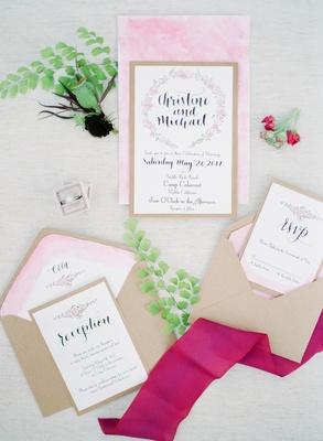 boho natural tan pink california boho chic wedding styled shoot romantic simple