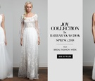 Joy Collection by Barbara Kavchok Spring 2018 wedding dresses formerly Eugenia Couture