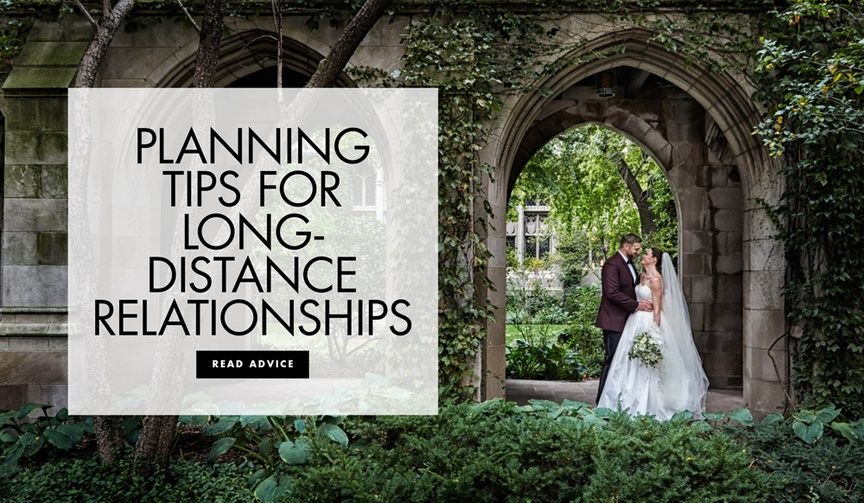 Planning tips for long distance relationships