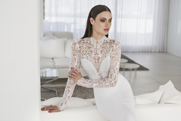 Abigaile Wedding Dress By Julie Vino Quartet Collection