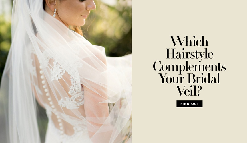 best hairstyles for different veil styles, bridal hairstyles for veils