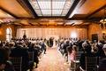 jewish wedding ceremony at the fox theatre in atlanta