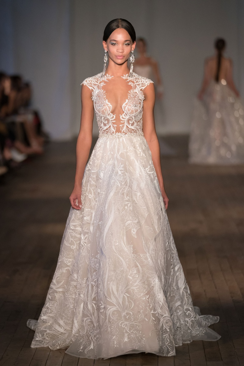 Wedding Dresses Photos - Style 19-10 by Berta - Inside Weddings