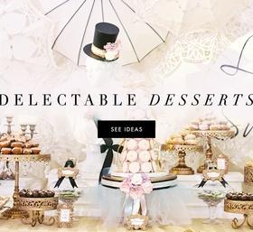 Wedding cake alternatives for wedding dessert ideas