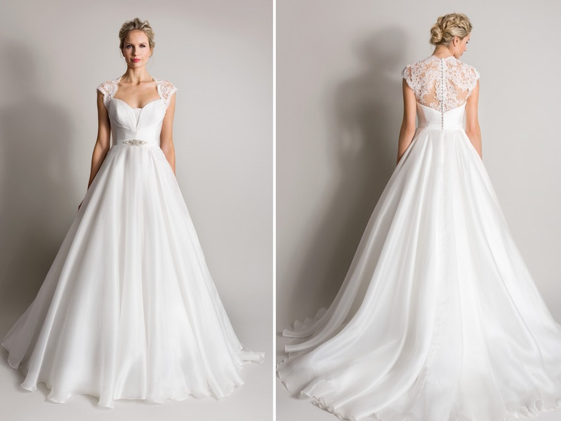 wedding dresses suzanne neville s songbird collection inside weddings