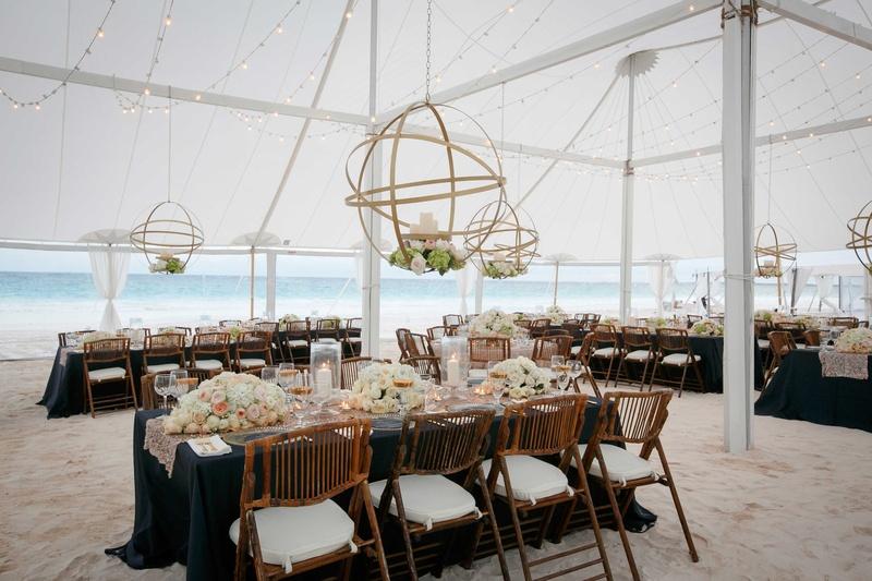Outstanding Reception Decor Photos Harbour Island Tented Reception Interior Design Ideas Clesiryabchikinfo