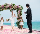 Learn more about the Traditional Thai wedding package at InterContinental Samui Baan Taling Ngam Res
