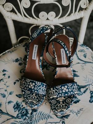 tabitha simmons wedding shoes blue white design heels wedding shoes something blue