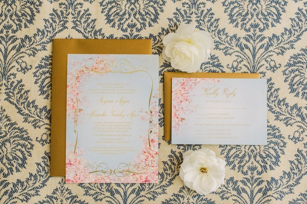 Vintage Inspired Alfresco Ceremony Fairy Tale Ballroom Reception