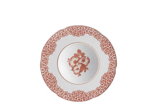 Coralina by Oscar de la Renta for Vista Alegre soup plate