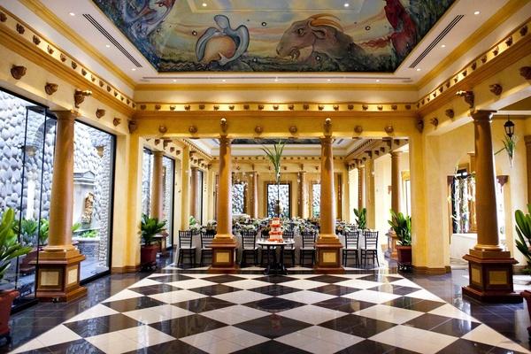 Villa Caletas Costa Rica hotel ballroom