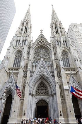 wedding ceremony location saint patrick's cathedral new york city church wedding venue ideas