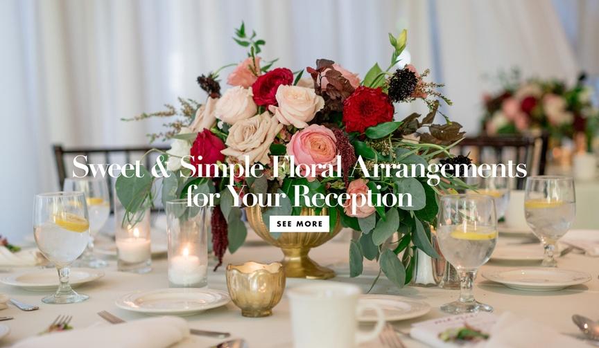 Planning Amp Design News Floral Design Inside Weddings