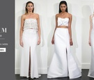bridal fashion week: lakum fall 2018