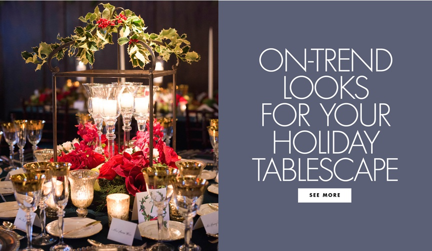 gearys tips for holiday entertaining, what to add to your registry