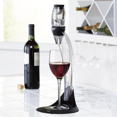 Vinturi red wine aerator set wedding gift idea