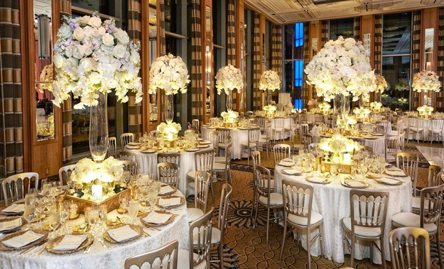 Delicately Detailed Chicago Wedding With Jewish