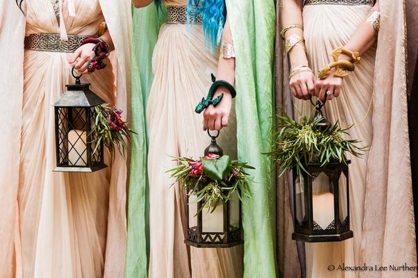 Game of Thrones Lord of the Rings Wedding Inside Weddings