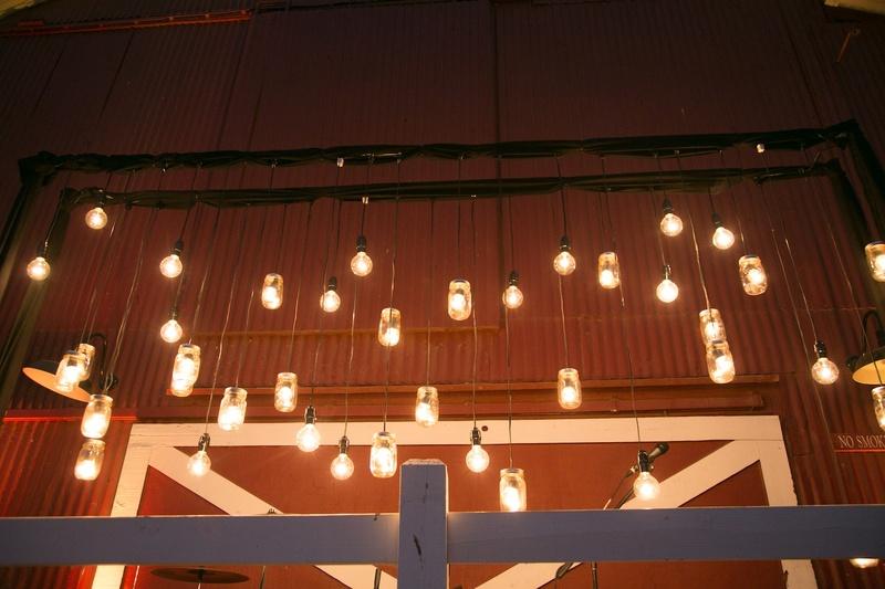 Reception Dcor Photos Mason Jar Lighting Inside Weddings