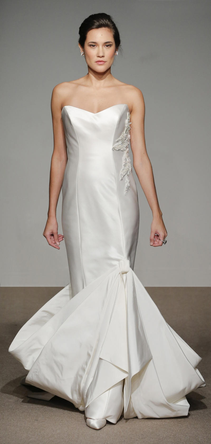 Sophisticated Yet Modern & Stylish Bridal Gowns from Anna Maier ...