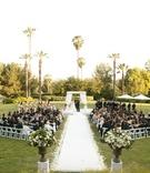 Langham Huntington Pasadena Horseshoe Garden