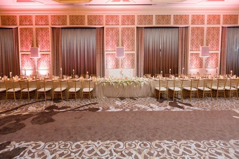 Reception Dcor Photos Sweetheart Seating Between Head Table