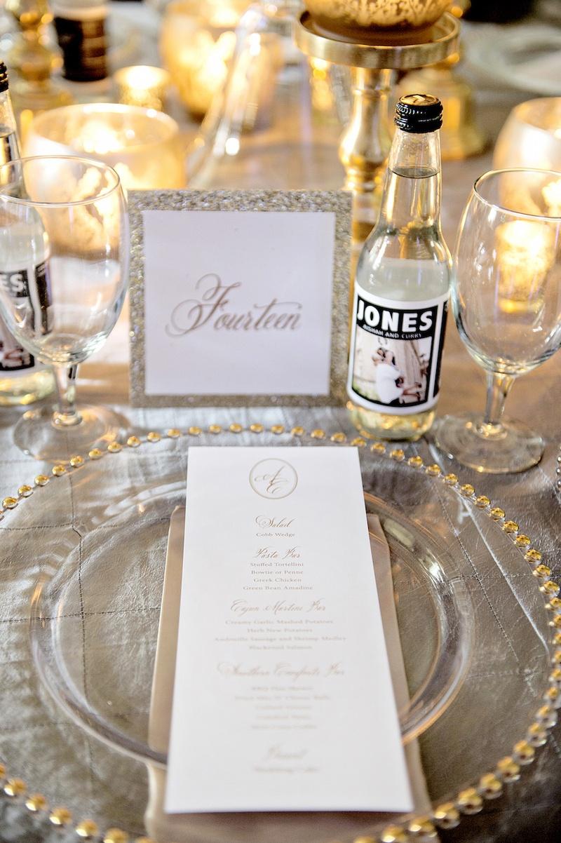 Favors & Gifts Photos - Jones Soda Bottle Favors - Inside Weddings
