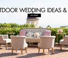 Outdoor wedding ideas and tips from experts debbie geller geller events alyson fox levine fox events