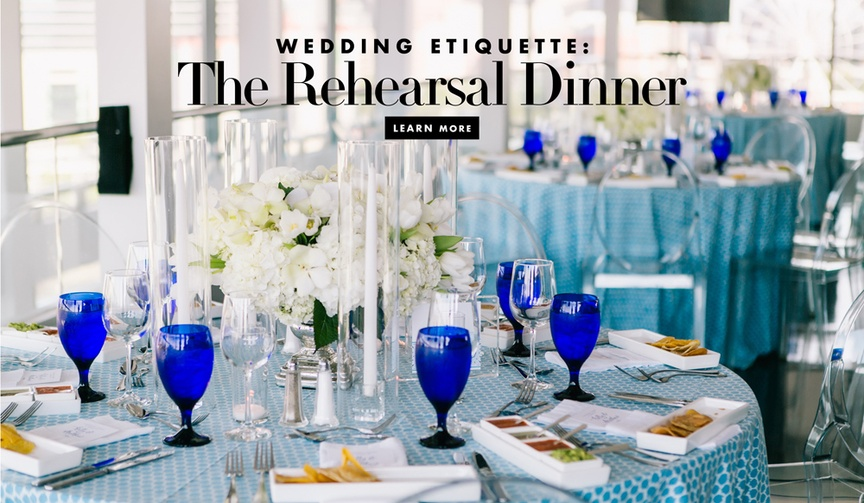 What you need to know about the last event before your wedding.