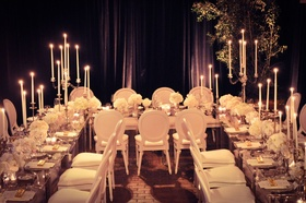 A private dinner for Chopard.