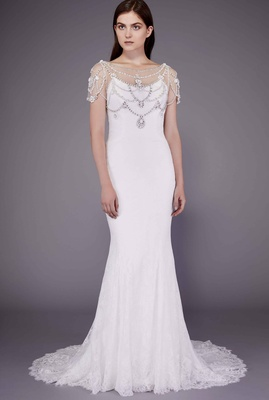 Vow renewal dresses 16 adorable styles from the fall 2016 for Dresses to renew wedding vows