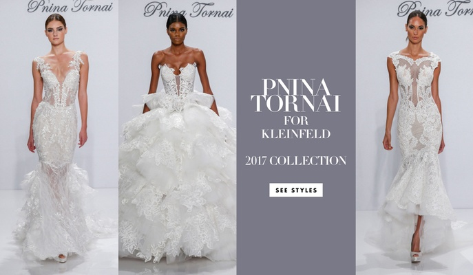 029acee4a31f5 Wedding Dresses: Pnina Tornai for Kleinfeld 2017 Dimensions Bridal ...