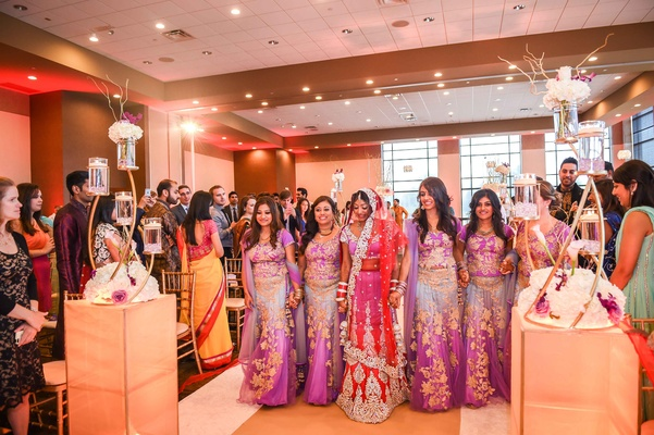 19400a8496 Traditional Indian Wedding with a Vibrant Summer Color Palette ...