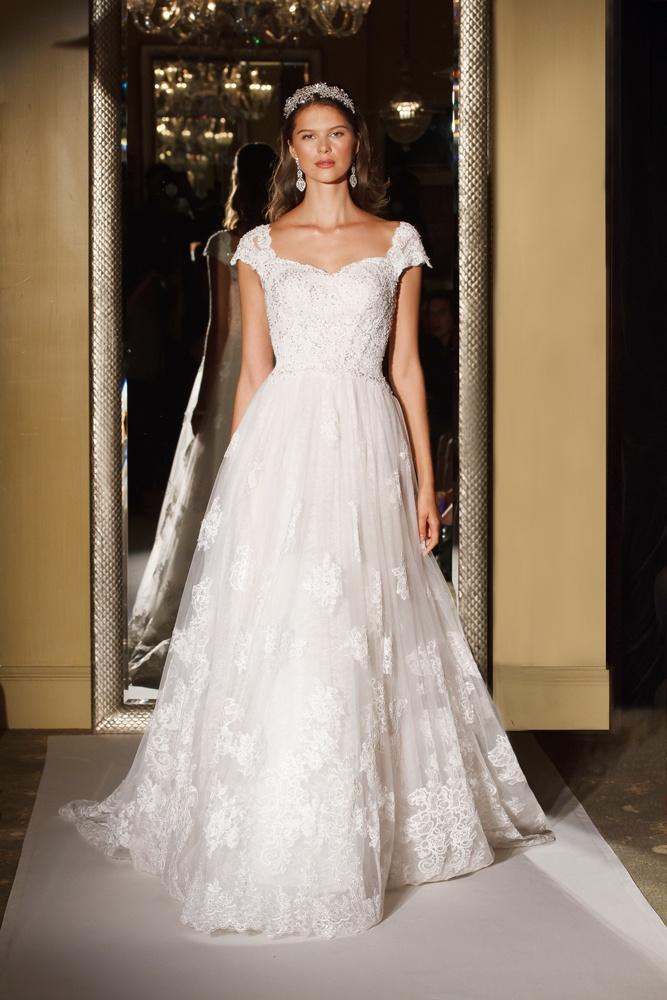 Wedding Dresses Photos - CWG768 by Oleg Cassini - Inside Weddings