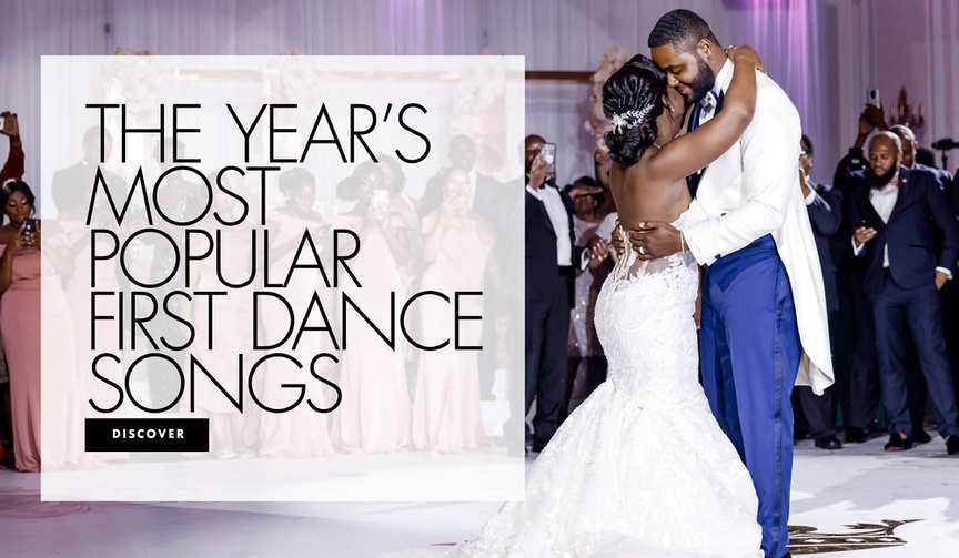 the year's most popular first dance songs 2019 first dance song ideas