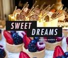 Wedding desserts to serve instead of wedding cake.