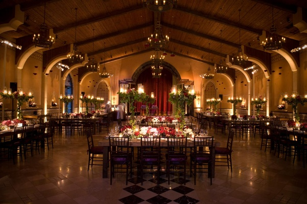 The Grand Del Mar Elizabeth Ballroom wedding