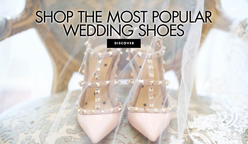 shop the most popular wedding shoes styles of bridal heels shop now
