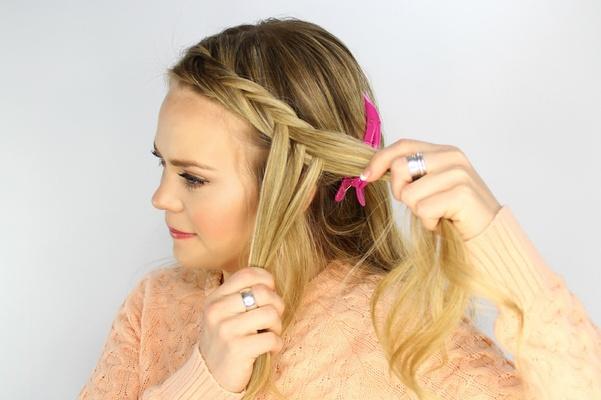Awe Inspiring Wedding Day Hairstyles Fishtail Braid Wrapped Bun Tutorial Hairstyle Inspiration Daily Dogsangcom