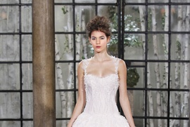 Ines Di Santo Fall 2015 Marseilles wedding dress