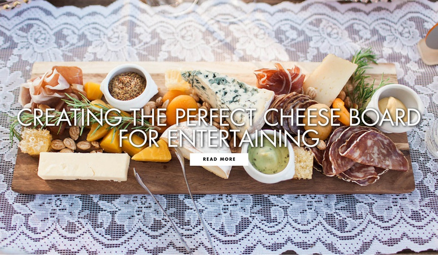 Discover cheese board ideas for entertaining this holiday season!