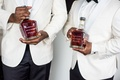 Wedding gift for groomsmen engraved bottle of rye whiskey for groomsman gift