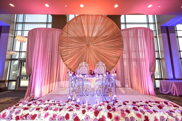 Traditional Indian Wedding With A Vibrant Summer Color Palette