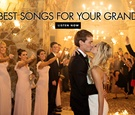 song choices for grand exit, wedding send off