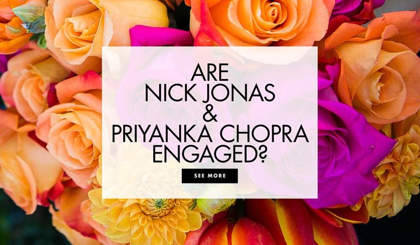 nick jonas and priyanka chopra engaged