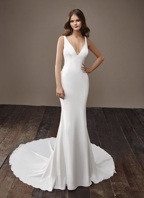 Wedding Dresses: Badgley Mischka 2018 Bridal Collection - Inside ...