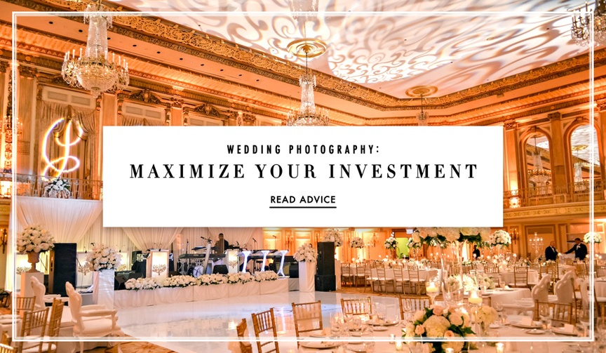 Cara Nava explains how to maximize your wedding photography budget